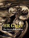 H.R. GIGER - DAS SCHAFFEN VOR ALIEN - 1961 - 1976
