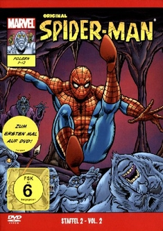 SPIDER-MAN - STAFFEL 2/VOL. 2  (OMU)