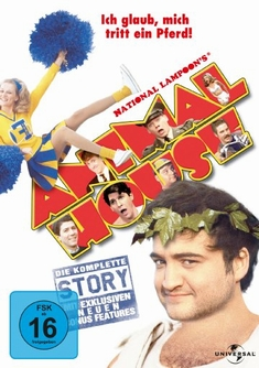 ANIMAL HOUSE - ICH GLAUB, MICH TRITT EIN PFERD - John Landis