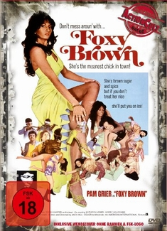 FOXY BROWN - ACTIONCULT UNCUT - Jack Hill