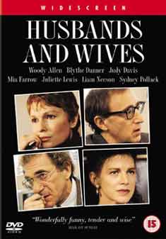 HUSBANDS AND WIVES (DVD) - Woody Allen