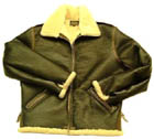 TYPE B-6 SHEARLING FLIGHT JACKET - SALE