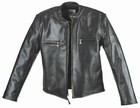 CAFE RACER - MID WEIGHT HORSEHIDE