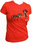 EMILY THE STRANGE -TROUBLE IN 3�S SHIRT