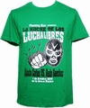 MEXICAN WRESTLING SHIRT - MEN