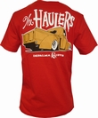DEPALMA - THE HAULERS - SHIRT - RED