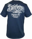 DEPALMA - SALVAGE KINGS - SHIRT - NAVY