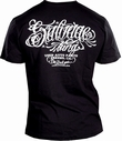 DEPALMA - SALVAGE KINGS - SHIRT - BLACK