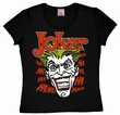 LOGOSHIRT - BATMAN JOKER HAHA - GIRL SHIRT