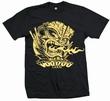 Tiki Volcano - Men Shirt - schwarz