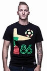 FUSSBALL SHIRT - MEXICO 86 VINTAGE