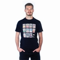 Fussball Shirt - Moustache Dream Team T-Shirt