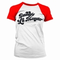 Suicide Squad Girlie Shirt Daddys Lil Monster