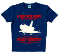 LOGOSHIRT - SPACE SHUTTLE - SHIRT