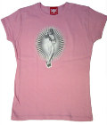 MAJORETTE GIRLIE-SHIRT