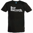 DEPHECT - BUY RECORDS - SHIRT - BLACK