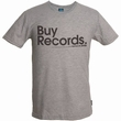 DEPHECT - BUY RECORDS - SHIRT - HEATHER