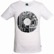 DEPHECT - VINYL CITY - SHIRT - WEISS