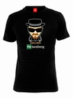 Heisenberg Comic T-Shirt - Breaking Bad