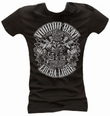 LUCHA LIBRE - GIRL SHIRT SCHWARZ