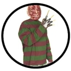 FREDDY KRUEGER KOST�M - BLISTER SET