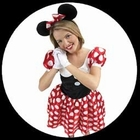 Minnie Maus Kost�m - Disney