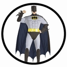 1 x BATMAN RETRO KOST�M DELUXE - 60ER JAHRE - ANIMATED SERIES