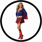 9 x SEXY SUPERGIRL KOSTM