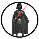 3 x DARTH VADER KINDER KOST�M DELUXE - STAR WARS