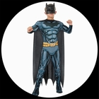 Batman Kinder Kostüm Deluxe - DC Comic