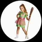 Bibi Blocksberg Kinder Kost�m - Kinderserie