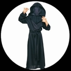 Hidden Face Robe Kinder Kostm - Tod - Gesichtslos