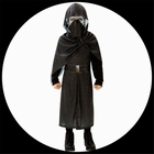 Kylo Ren Kinder Kost�m Deluxe - Star Wars