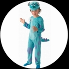 Monster AG - Sulley Kinder Kostüm