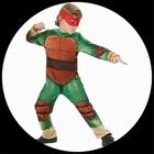 Ninja Turtle Classic Kinder Kost�m - TMNT