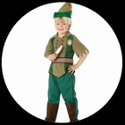 Peter Pan Kinder Kostm