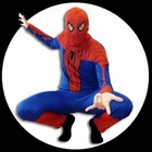 Spiderman Kost�m 4 - Erwachsene - Superhelden