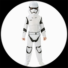 Stormtrooper Kinder Kostüm Classic EP7 - Star Wars