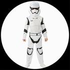 Stormtrooper Kinder Kost�m Classic EP7 - Star Wars
