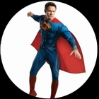 Superman Deluxe Kostüm Man of Steel