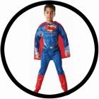 SUPERMAN KINDER DELUXE KOST�M - MAN OF STEEL