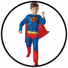 SUPERMAN KINDER KOST�M - DC COMICS