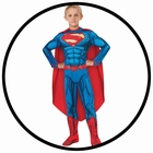 SUPERMAN KINDER KOST�M DELUXE - DC COMICS