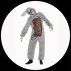 Überfahrener Hase Kostüm - Roadkill Rabbit