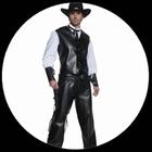 Western Revolverheld Kostüm