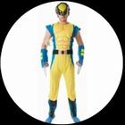Wolverine Deluxe Kostüm Erwachsene - Logan