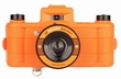 LOMOGRAPHY SPROCKET ROCKET KAMERA - SUPERPOP! ORANGE