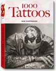 1000 TATTOOS - Books - Tattoo