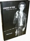 LEGENDS OF PUNK: PHOTOS FROM THE VAULT - Books - Art
