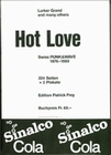 1 x HOT LOVE - SWISS PUNK & WAVE 1976-1980 - AUFLAGE 1